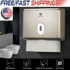 Toilet Hand Paper Towel Dispenser HolderHeavy Duty C Fold Bathroom Home K6S1