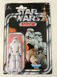 Star Wars Retro Collection Stormtrooper Action Figure sealed