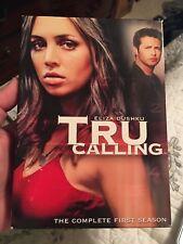 Tru Calling - Season 1 (DVD, 2004, 6-Disc Set)