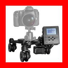 Cinetics CineMoco Camera Dolly Time Lapse Slider Motorised Motion Control Video