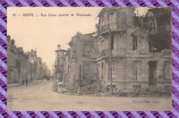CPA 51 - REIMS - rue cérès quartier de l esplanade