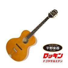 Epiphone Masterbilt Century Zenith Vintage Natural beutiful rare Japan Ems F/S*