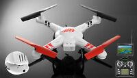 WL Toys V686G 5.8g FPV Remote Control RC Quadcopter Drone w/ HD Camera 4GB SD