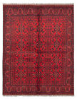 """Vintage Hand-Knotted Carpet 5'11"""" x 7'7"""" Traditional Oriental Wool Area Rug"""