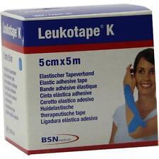 LEUKOTAPE K 5CM HELLBLAU Verband 1St BEIERSDORF AG/BSN