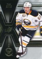 Tyler Ennis 2014-15 SPx Upper Deck Buffalo Sabres #7 hockey Card