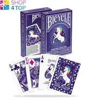BICYCLE UNICORN VINTAGE PLAYING CARDS DECK DESIGN POKER MAGIC TRICKS NEW