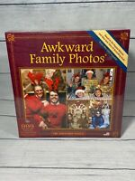 Awkward Family Photos Christmas Puzzle 999 Pieces New In Sealed Box!