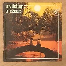 Vinyle 33 T - Pierre Dorsey - Invitation à rêver - CAR12 - LP Rpm