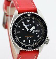 I456 Vintage Seiko Professional Diver Style Quartz Watch 7C43-6010 JDM 100.1