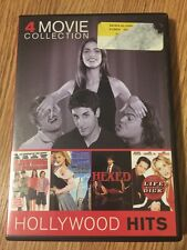 4 Movie Collection Saving Silverman, Little Black Book, Hexed, Life Without Dick