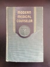 1951 The New Modern Medical Counselor Illustrated Practical Guide to Health Book