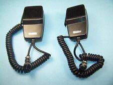 2 pcs REPLACEMENT MICROPHONE MIC 4 PIN COBRA UNIDEN CB RADIO NEW