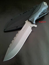 Schrade Extreme Survival SCHF27  w/Sheath & PryTool Tactical Military Camp Knife