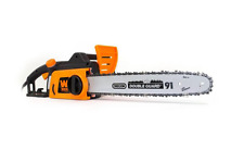 Wen Electric Hand Chainsaw 16 in. 12 Amp Motor Rear Handle Tool-Less Tensioning