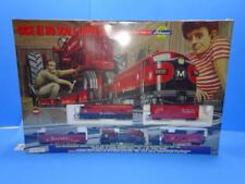 ATHEARN CASE IH FARMALL HO SCALE TRAIN SET SEALED!
