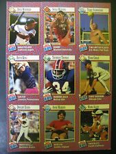 Sports Illustrated Kids 5 Collector Card Sheets