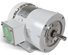 Leeson Electric Motor 121867.00 C143T17WK11A 1 HP 1760 Rpm 3-PH 208-230/460 Volt