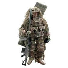 "12"" 1/6 Sniper Soldier Figure War Game Action Toy Set Collectible Gift"