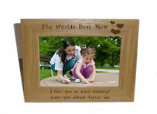 Wooden Heart Nature Photo & Picture Frames