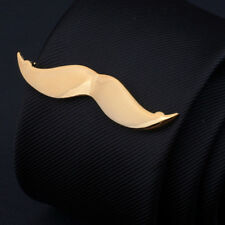 Mustache tie clip,mustache tie slide,mustache tie clasp,mustache tie bar