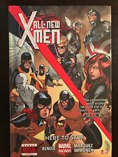 All-New X-Men Here To Stay - Volume 2 - Marvel Now Bendis - HC Hardcover NM