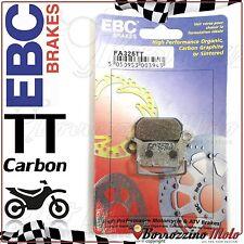PASTIGLIE FRENO ANTERIORE EBC CARBON FA325TT LEM CX 2/3
