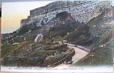 Postcard The Undercliff Isle of Wight Iw Windy Corner Ventnor England Uk