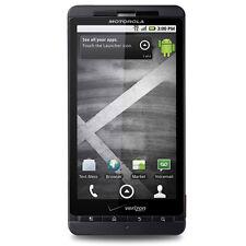 Motorola Droid X - 8GB - Black (Verizon) Smartphone
