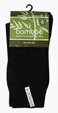 EXTRA THICK 92%25 BAMBOO WORK SOCKS - BLACK, NAVY OR KHAKI BAMBOO TEXTILES