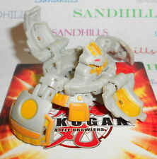 Bakugan Coredem Gray Haos Gundalian Invaders DNA 610G & cards