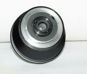 Lens Vivitar  Wide Angle  Auto 3,8/21mm for Konica AR
