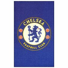 CHELSEA FC FLOOR RUG NEW MAT FOOTBALL 100% OFFICIAL