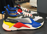 PUMA RS-X TOYS Shoes Sneakers Authentic 36944902 369449 02 White Royal