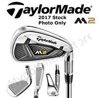Taylormade M2 (2017) Hierros 4-PW 5.1cm Corto XP95 S300 Flex Stiff de Acero IR08