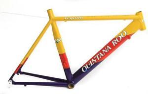 51cm Quintana Roo Tequilo TT Triathlon Aero Bike Road Frame Aluminum  650c New