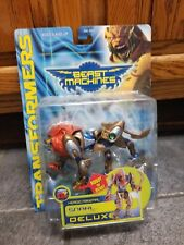 Transformers Beast Machines Robot to Beast Snarl Deluxe