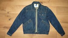 Levi´s Levis BLUE STAR zipped denim jacket  07500 4008 size L