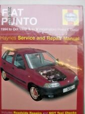 FIAT PUNTO WORKSHOP MANUAL