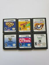 DS Game Lot