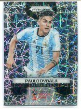 2018 PANINI PRIZM WORLD CUP SOCCER RC #10 PAULO DYBALA LAZER PRIZM