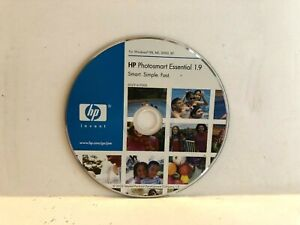 HP Photosmart Essential 1.9 Disc Only Vintage Computer
