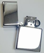 "Jumbo Lighter Flint Wheel Refillable Lighter Silver 4.5"" x 3"" - No fluid"
