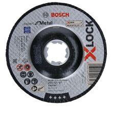 Bosch X-LOCK Trennscheibe 125x2,5x22,23 mm gekröpft for Metal f. Winkelschleifer