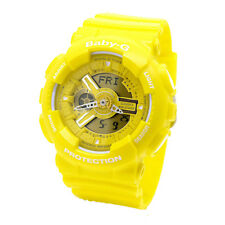Casio Yellow Ladies  Casual Baby-G BA-110BC-9A