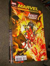 marvel universe hors serie (1ere serie)