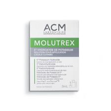 MOLUTREX Treatment of Molluscum contagiosum 3ML. Face & Body - Laboratoires ACM