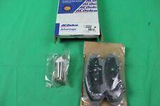 NEW AcDelco Advantage REAR CERAMIC BRAKE PAD KIT 98-02 SEVILLE 19286086
