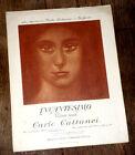 Incantésimo valzer lento piano 1904 Carlo Cattanei litho Edoardo de Albertis