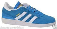 Adidas BUSENITZ Solar Blue Running White Metallic Gold SB (D) (239) Men's Shoes